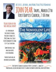 20140321fr-john-dear-iowa-city-the-non-violent-life-event-presentation